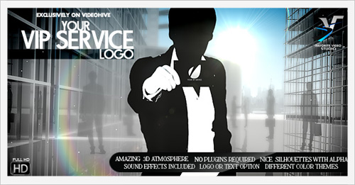 Your VIP Service Logo